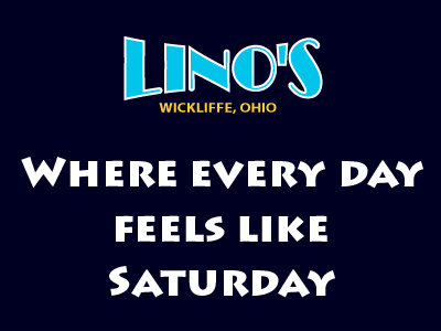 Lino's - Where every day feels like Saturday